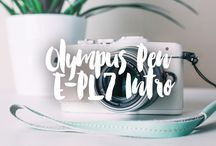 Olympus Pen E-PL7 tutorials