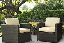 Patio Furniture Sets / Always practical, basic to elegant. Good prices.