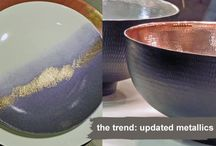 Trend File / New season trends, stuff to update your space.