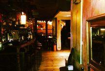 Gnocco Restaurant interiors / Gnocco restaurant NYC