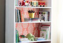 Study/bookshelves/BICs