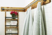 Bathroom Things / by Megan Wiebold
