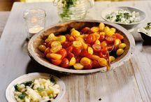 Salades & Bijgerechten