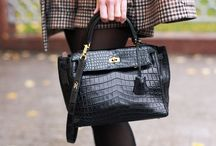 Will work for Purses! / by Naomi Chokr