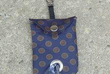 kutya táskák, kiegészítők