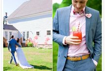 Weddings: Playful / Colorful wedding inspiration.