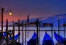 Places I'd Like to Go / by Nadia Krispel