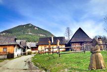 Slovakia / to-visit list