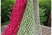 Crochet - string bag