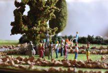 Macro miniatures