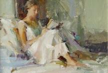 paintings / Mooie schilderijen