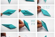 kağıt katlama sanatı