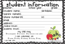 Teacher Organization / by Cacey Miles
