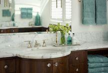 Master Bathroom / by Jessica Washer