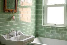 1930s bathrooms