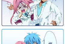 Kuroko No Basket Love