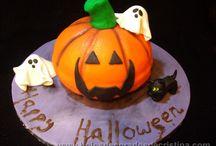 Halloween Cakes/ Bolos de Halloween