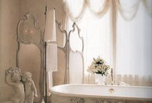 Beautiful Bathrooms / I am in the process of renovating our bathroom - need lots of trendy but useful ideas!