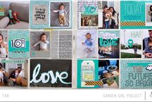 Pocket Scrapbooking / Project LIfe / by Stephanie Ching