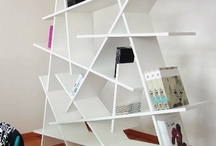 Designer's Bookcases / Home Sweet Home :)