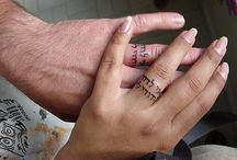 Tattoo wedding bands / by Kendra Rausch