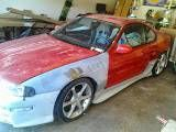 Used 1993 Honda Prelude for Sale ($3,825) at Apple Valley, CA / Make:  Honda, Model:  Prelude, Year:  1993, Exterior Color: Red, Interior Color: Black, Doors:Two Door, Vehicle Condition: Good, Engine: 4 Cylinder,  Transmission: Manual,         Drivetrain:2wheel drive.   Contact: 760-269-9520   Car ID (57223)