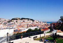 LISBOA / Découverte de Lisbonne durant un Week End.
