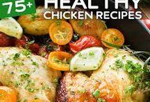 healthy recipes / by Miriam Espinoza