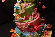 Cakes / by Guadalupe Cano Daley