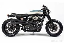 Bikes / Two wheels move the soul / by Jeffer