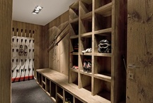 ski house - mudroom
