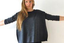 Couture : Hauts manches longues LARGE