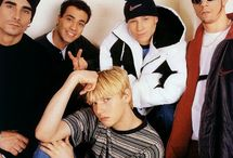 Backstreet boys  / I grew up with them / by Danielle Boulanger