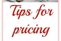 tips how to price and sell