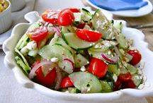 SALADS~SIDES / by Kristina Foth
