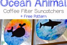 Kindy ocean ideas