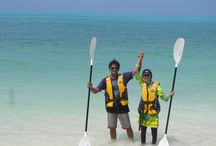Lakshadweep and us ... / It was a dream come true experience ...