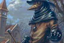 Plague docot