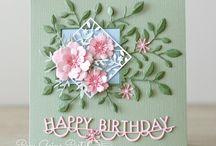 Birthdays - Female