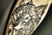 My Favorite Tattoos & Ideas