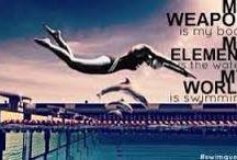 Swim is life