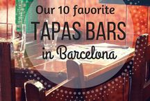 Barcelona - Top things to do / Top recommended things to do, see and experience in Barcelona