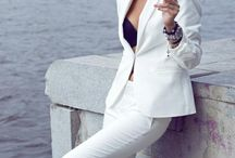 White suit perfection