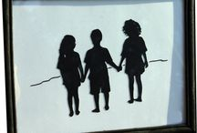 Cards, Silhouettes / by Susie Mills