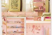 Craft Room / by a little Pearl
