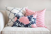 Pillows, Cushions + Throws / by Lucy