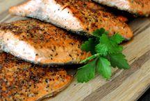 Recipes | fish & seafood