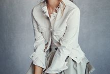 Cameron Russell for The Edit