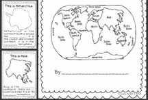 Year 7 maps