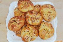 chléb a rohlíky